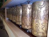 Dharamsala Prayer Wheels