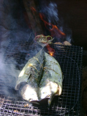 Grilled Fresh Tuna
