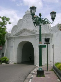 Sultans Entrance