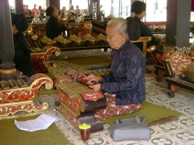 Royal Gamelan Orchestra