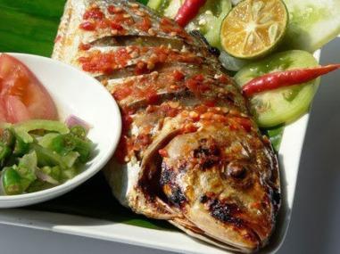 Grilled Seafood Platter