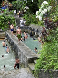Air Panas Banjar Hot Springs