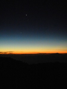 Sunrise Over Bromo