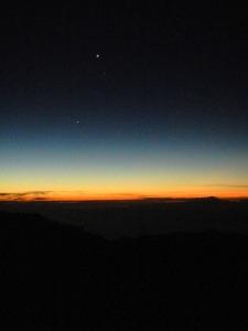Sunrise Over Bromo