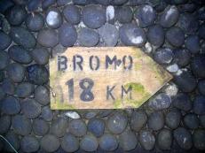 Bromo, Java