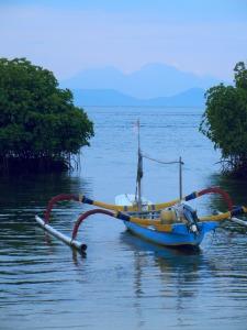 Lembongan to Bali