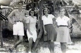 1946 Post War Friends and Family
