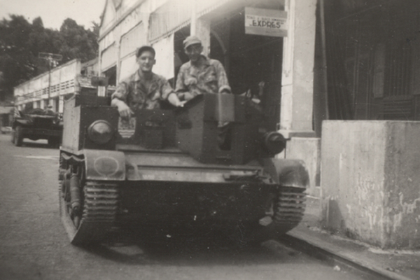 1947 Soldiers