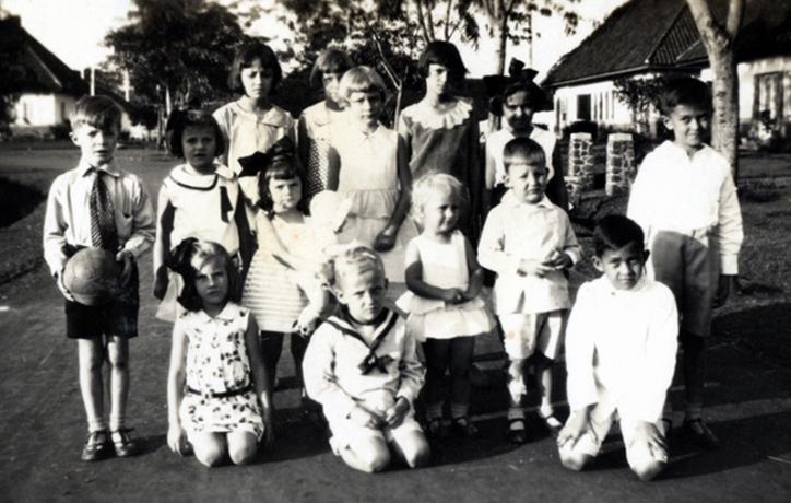 1930s Birthday Party