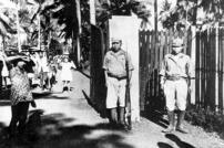 Tjideng Main Gate