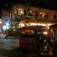 Shadow of Angkor by Night