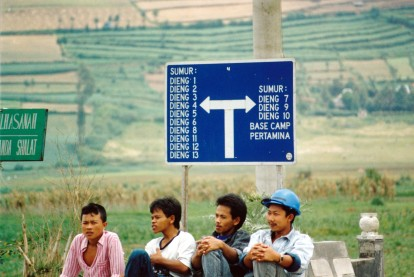 Which Way to Dieng