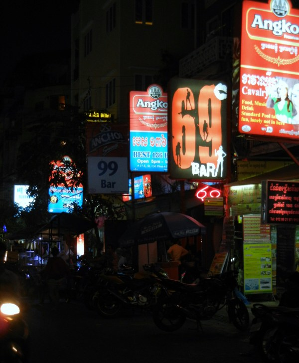 Street 136 - Phnom Penh