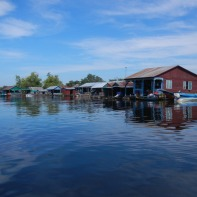 Tonle Sap - Floating Village
