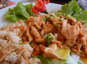 Chicken Lok Lak
