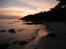Sihanoukville Evening