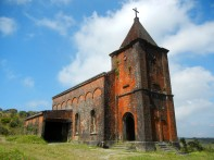 Bokor Mt Church