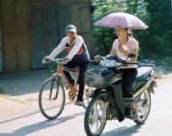 Parasol Biking