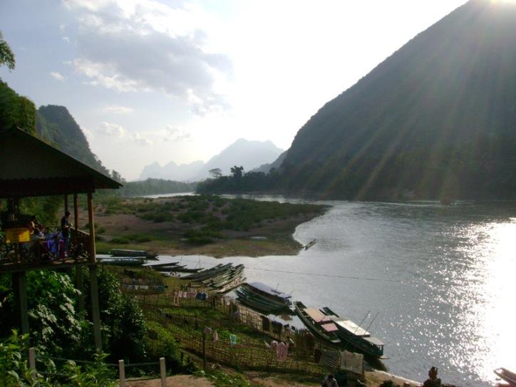 Muang Ngoy River Town