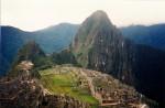 Peru - Macchu Picchu from Inca Trail