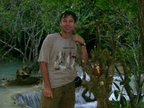 Traveling Kiwi at Luang Prabang