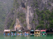 Halong Bay Houses