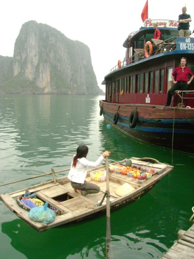 Halong Bay Hawker