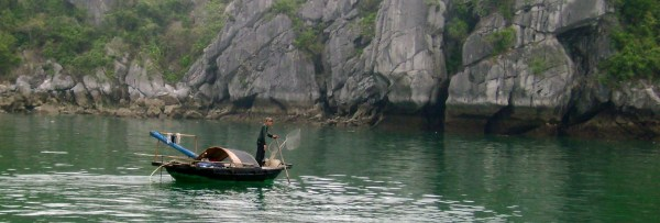 Halong Bay Fisherman