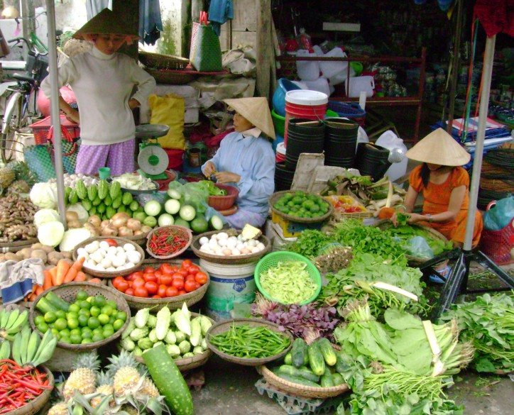 Fruit and Vege Markets