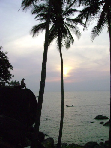 Evening Palolem