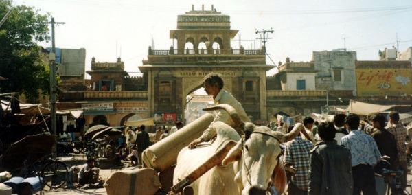 Central Market, Jodhpur