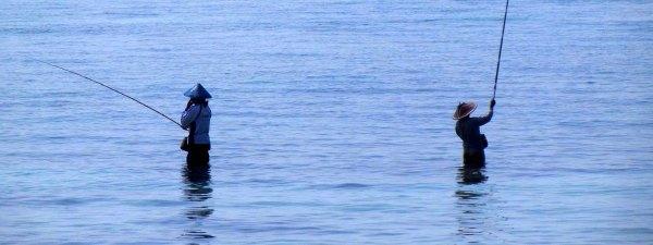 Sanur Fisherman