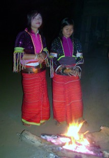 Traditional Hll Tribe