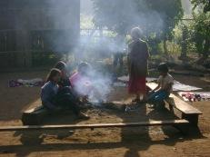 North Thailand Hill Tribe Village