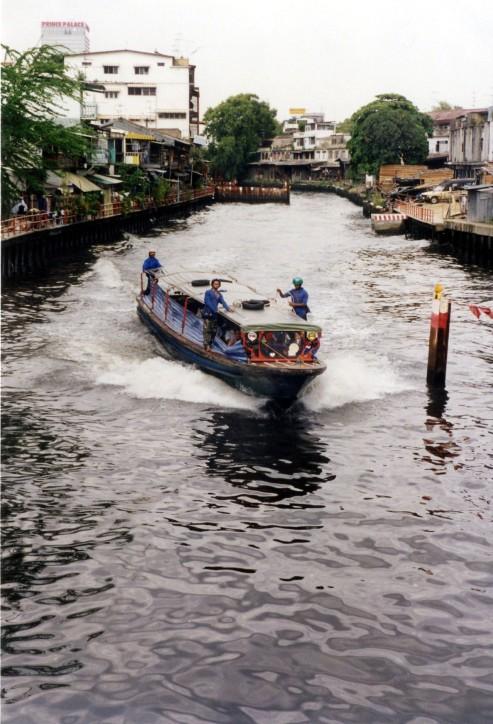 Bangkok Water Taxi