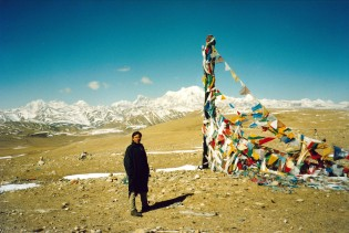 High Altitude Prayer Flags