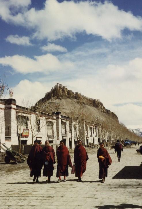 Monks on Main Street