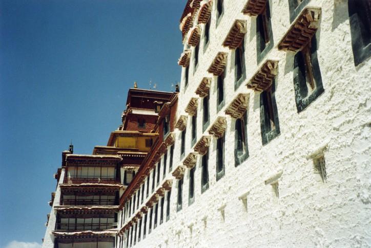 Potala Palace Former HHDL Residence