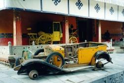 Dalai Lamas 1st Car