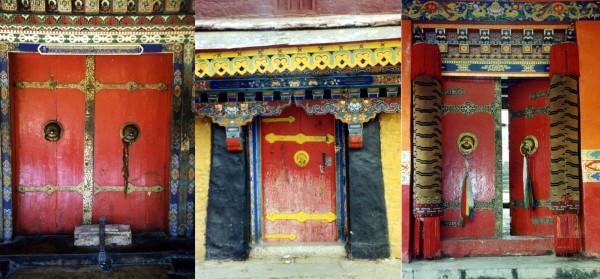 Lhasa Doors