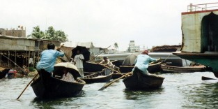 Buriganga River Commuters