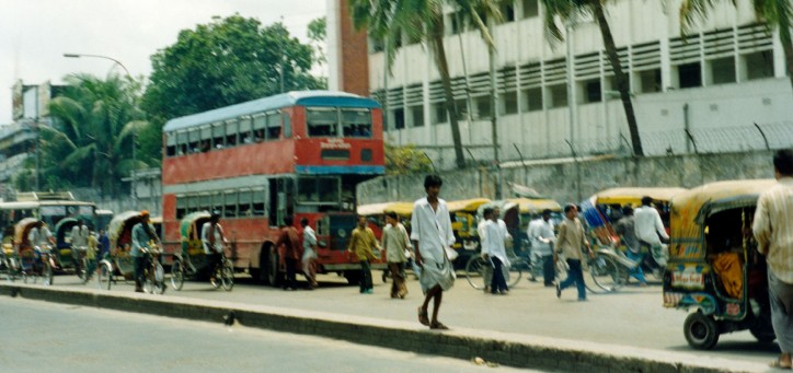 Dhaka Commuters