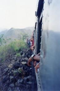 SwitcSwitchback Train to Pyin Oo Lwin