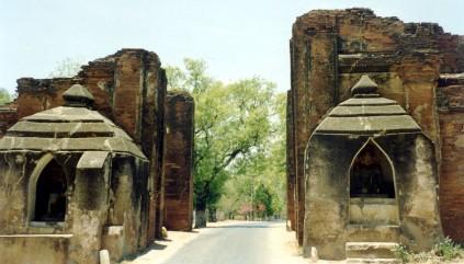 Gateway to Bagan