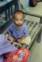 Child of Burma
