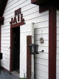 Groveland Jail 1895