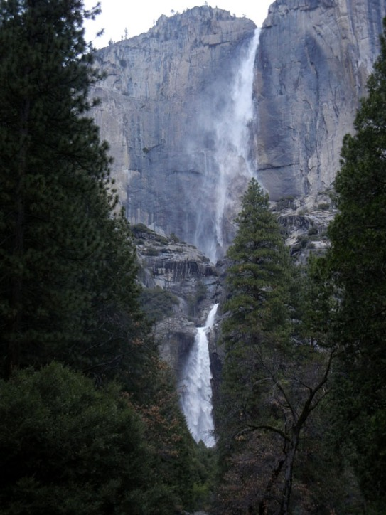 Yosemite Falls Upper and Lower