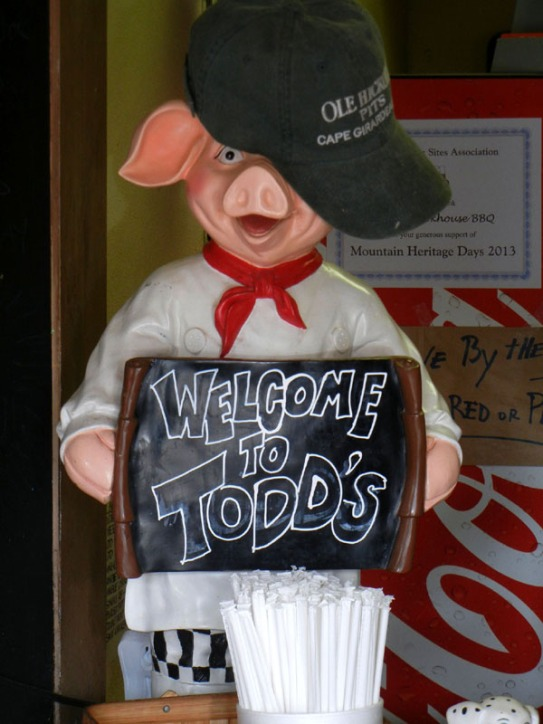 Todds BBQ