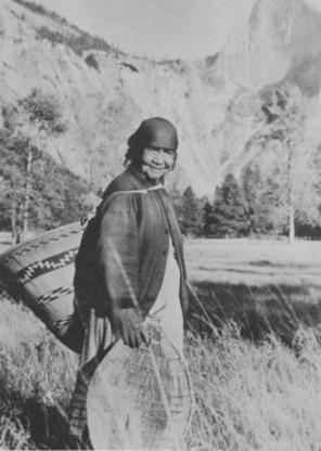 Ahwahneechee Indians