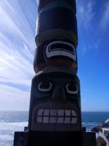 Ocean Beach Totem